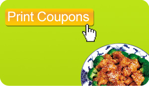 online coupons, print coupons, King Wok Chinese Restaurant, Fairfield, NJ