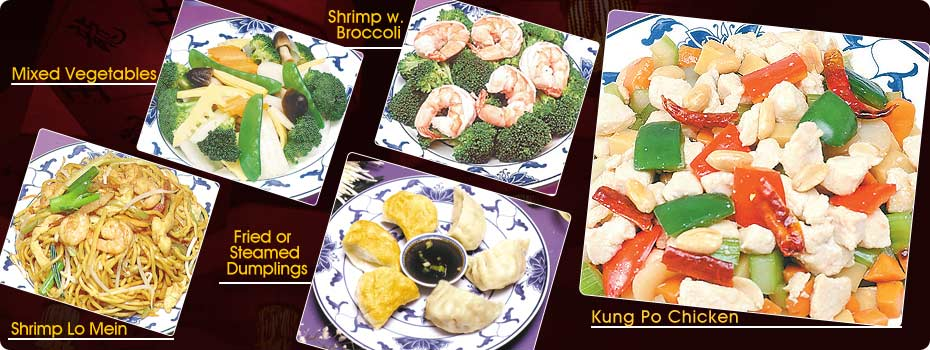 King Wok Chinese Restaurant OFFERS A WIDE ARRAY OF AUTHENTIC CHINESE DISHES, SUCH AS MANGO CHICKEN, DOUBLE COOKED PORK, KUNG PAO SHRIMP